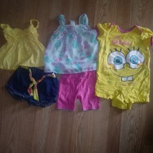 18 month old Assortment of outfits
